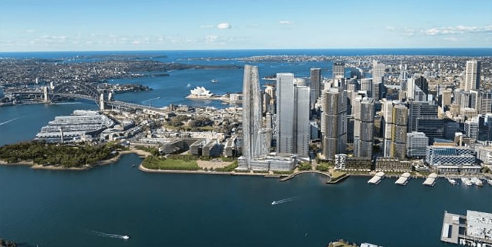 Barangaroo Sydney