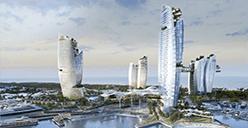 The Spit casino development
