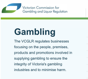 Victorian gambling commission