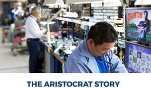 Aristocrat enters South Korean market