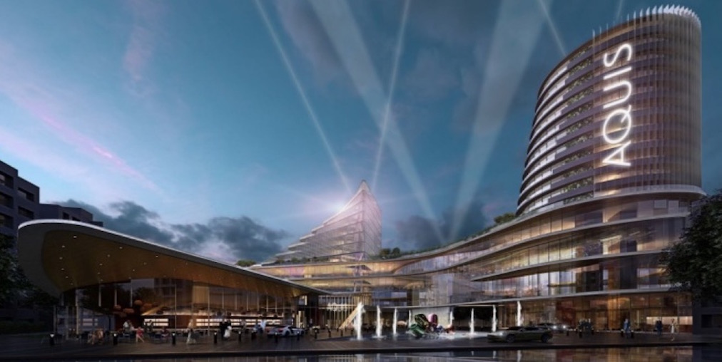 Aquis plans to redevelop Canberra Casino