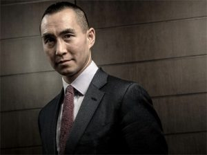 Melco head Lawrence Ho