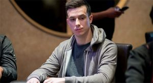 WSOP second place Alex Lynskey