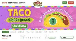 Mucho Vegas promotions