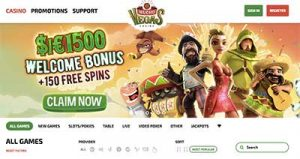 Mucho Vegas new player sign up bonus