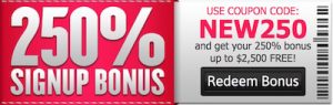 Slots of Vegas bonus offer