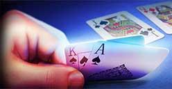 Shared online poker pool