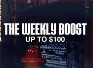 Weekly Boost at Ignition Casino