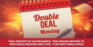 Guts Double Deal Monday bonus