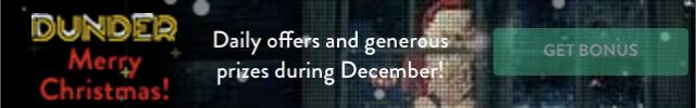 Dunder Christmas Promo