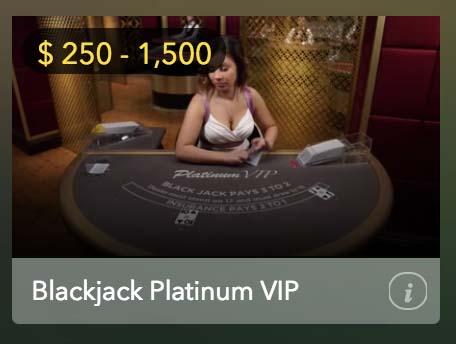 Mucho Vegas platinum