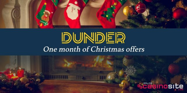 Dunder Christmas Calendar Daily weekly