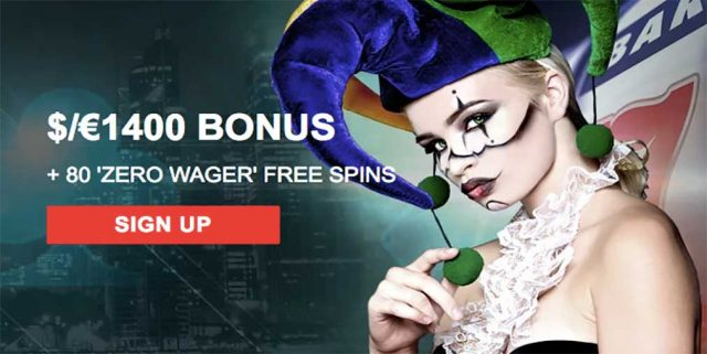 Casino-Mate sign up bonus offer