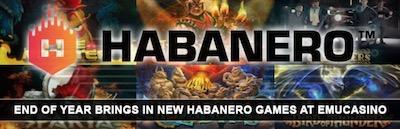 Habanero Gaming Emu Casino