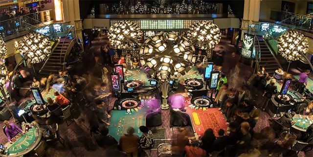 London casino operators want to attract high rollers