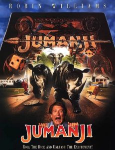 Jumanji online slot game