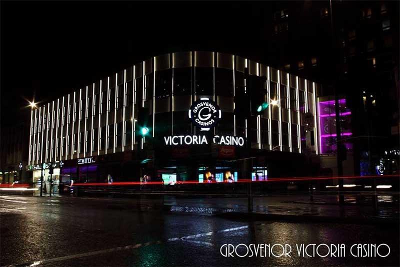 Grosvenor Victoria Hotel Casino London