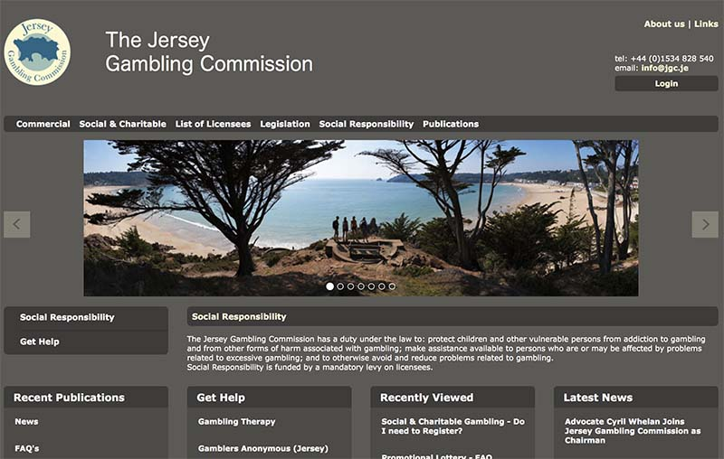 Jersey Gambling Commission