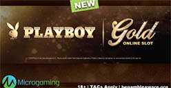 Playboy Gold online slots game