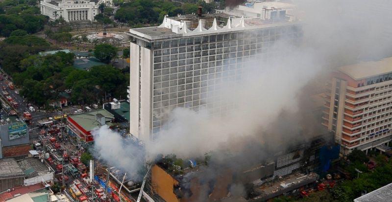 Manila Casino and Pavillion tragedy