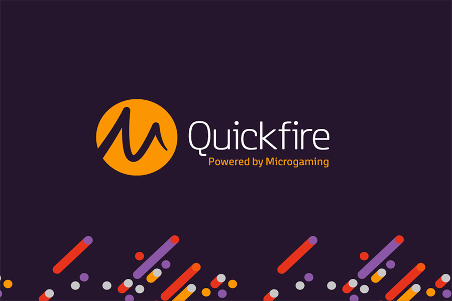 Microgaming Quickfire casino games