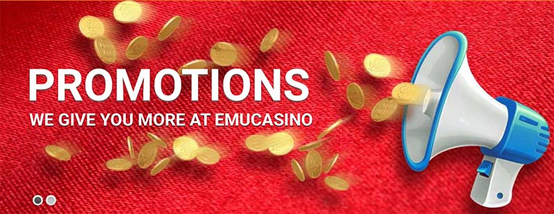 Emu Casino Anzac Day Promotion 2018