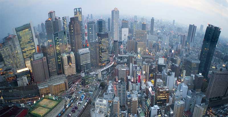Osaka online gambling