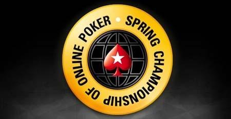 Pokerstars Spring Championship of online poker