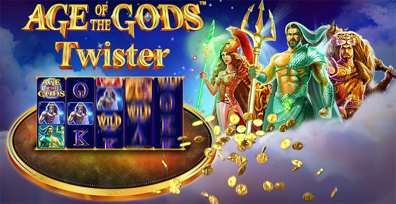 Age of the gods twister poker release