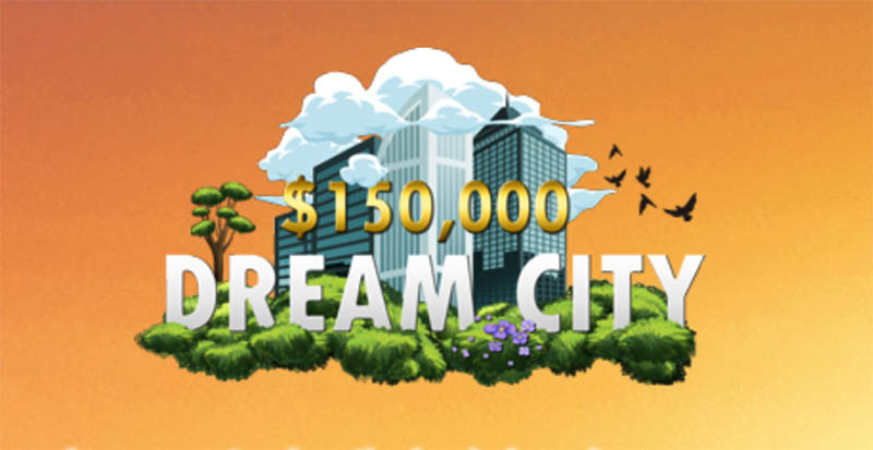 Dream City Promotion at Intertops Casino