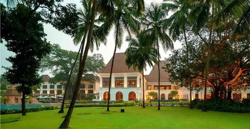 Grand Hyatt Goa, Strike Casino