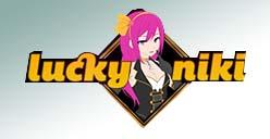 Lucky Niki online casino bonus