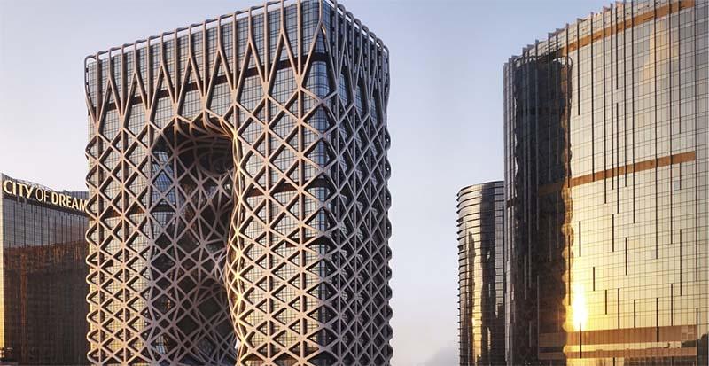 Morpheus Tower at City of Dreams resort