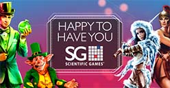 slots million bonus offer scientific games