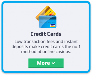 Credit card deposits for Australians