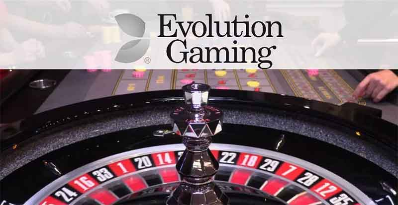 Evolution Gaming moves into USA with 10th studio