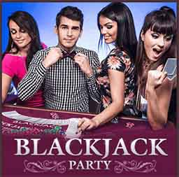 Gunsbet blackjack party for aussies