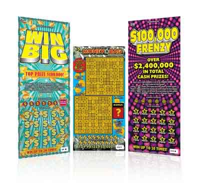 Scientific Games strikes lottery deal with