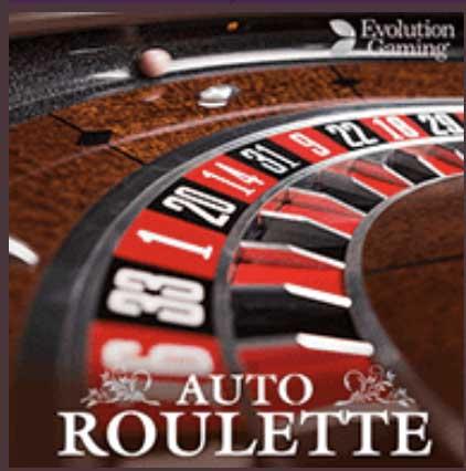 Auto Roulette for AUD