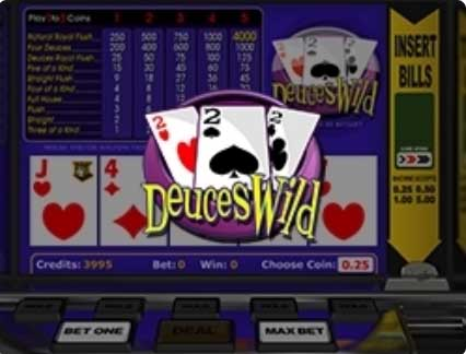 Play High limit video poker at Mucho Vegas