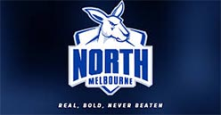 North Melbourne Football club stance against pokies