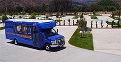 Pala RV casino camping ground