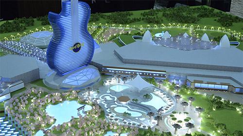 Plans for Hard Rock integrated resort in Hokkaido, Japan