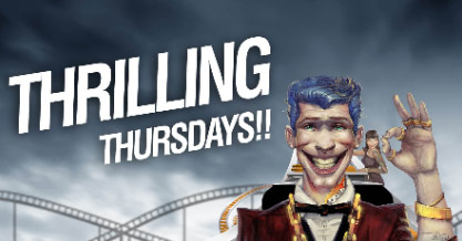 Thrilling Thursdays at Joka Room Casino