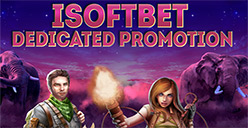 Win up to $500 on iSoftBet pokies games