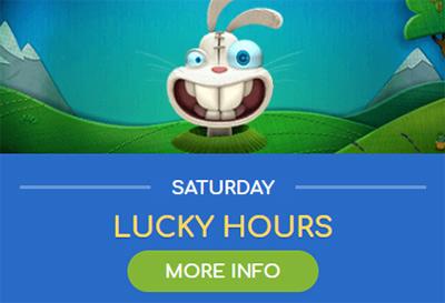 Up to 300 free spins every Saturday at WildTornado Casino