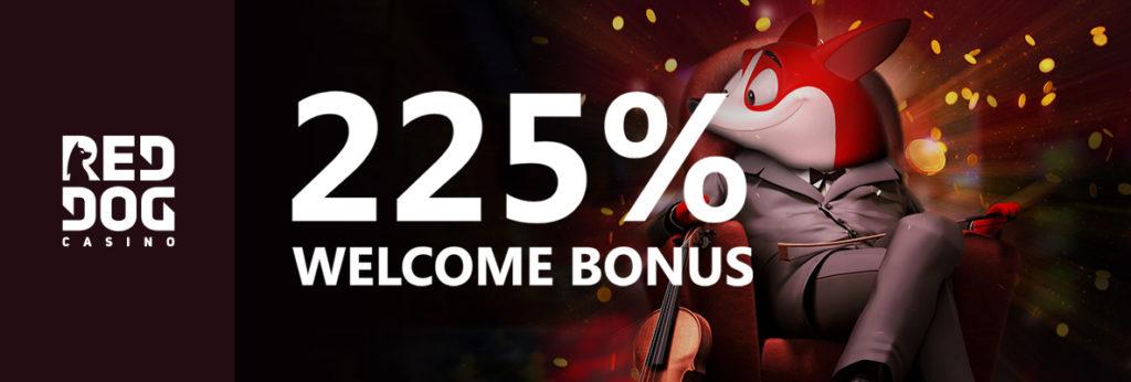 Red Dog Welcome Bonus