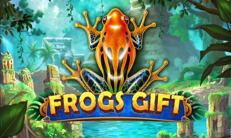 Frogs Gift review and free spins
