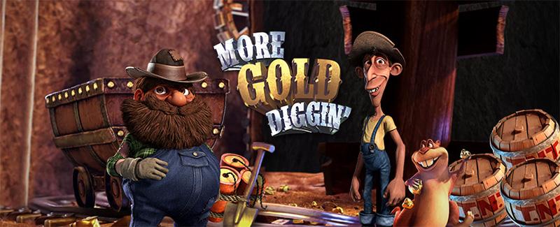 More Gold Diggin' Online Slot Review