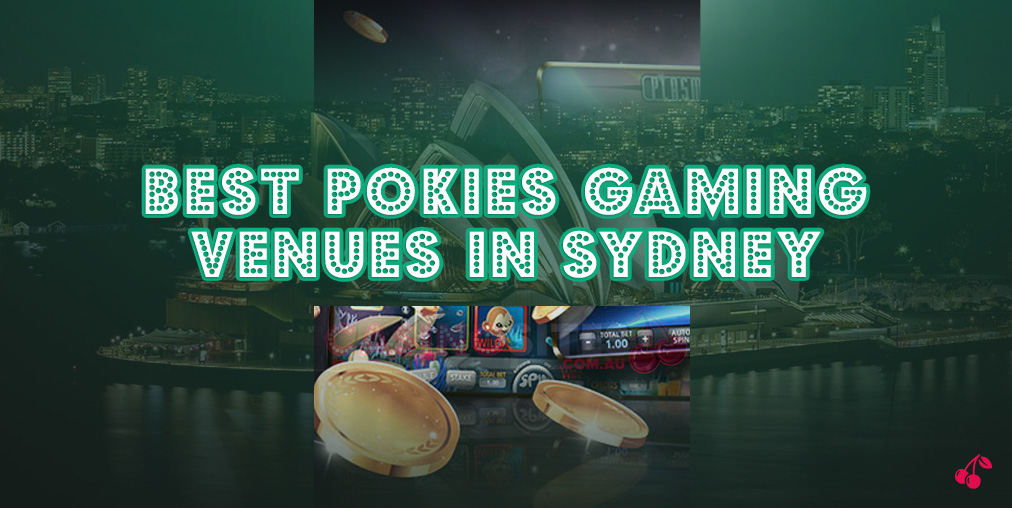 Where to play pokies machines in Sydney, NSW